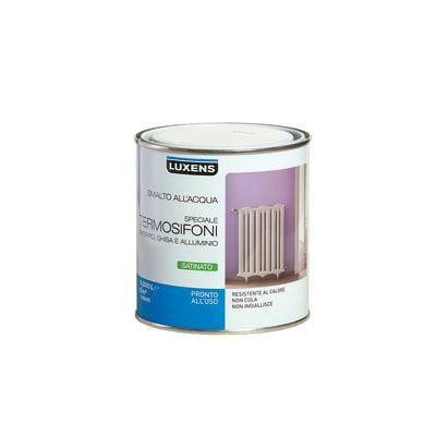 Smalto per termosifone LUXENS Termosifoni grigio 0.5 l
