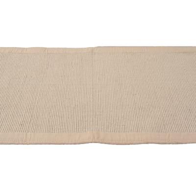 Tappeto Cucina Nevra avorio 150x55 cm
