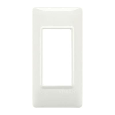 Placca VIMAR Plana 1 modulo avorio