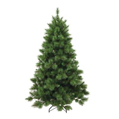 Albero di natale artificiale Marittimo verde H 240 cm