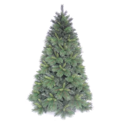 Albero Di Natale Leroy Merlin.Albero Di Natale Artificiale Marmolada Verde H 240 Cm Prezzo Online Leroy Merlin