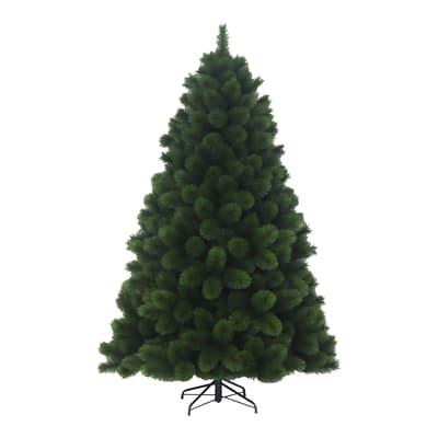 Albero di natale artificiale Montgomery verde H 180 cm