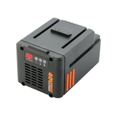 Batteria WORX in litio (li-ion) 40 V 2 Ah