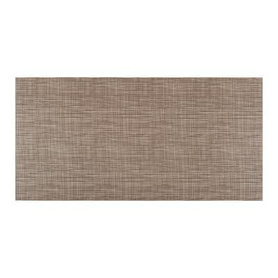 Tappeto cucina antiscivolo Digit texture , beige, 52x230 cm