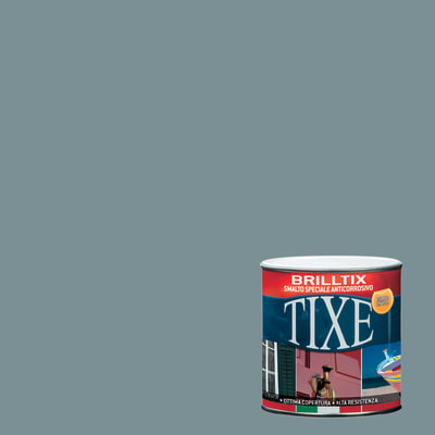 Smalto TIXE Brillante base solvente grigio perla 0.5 L
