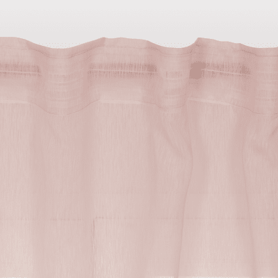 Tenda di pizzo INSPIRE Softy rosa tunnel 200x280 cm