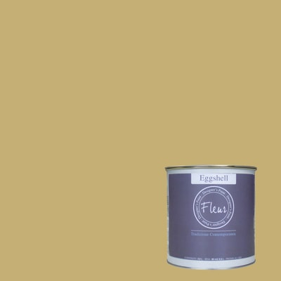 Smalto FLEUR EGGSHELL base acqua beige flower power satinato 0.03 L