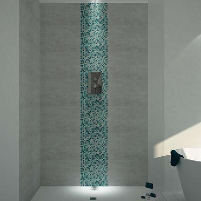 Mosaico Anemone H 30 X L 30 Cm Azzurro Verde Prezzi E Offerte