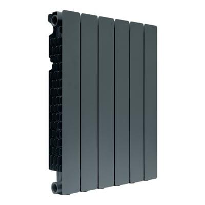 Radiatore acqua calda PRODIGE Modern in alluminio 6 elementi interasse 60 cm
