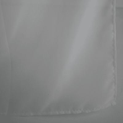 Tenda Voile chic avorio passanti nascosti 140x300 cm
