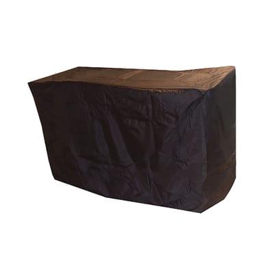 Copertura protettiva per barbecue in poliestere NATERIAL L 133 x P 68 x H 88 cm