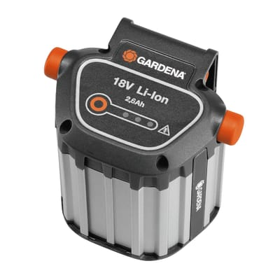 Batteria GARDENA in litio 18 V 2.6 Ah