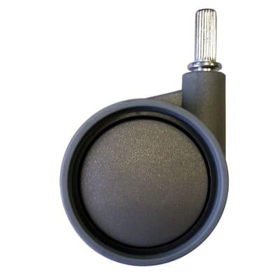 Ruota in caucciù grigio Ø 60 cm