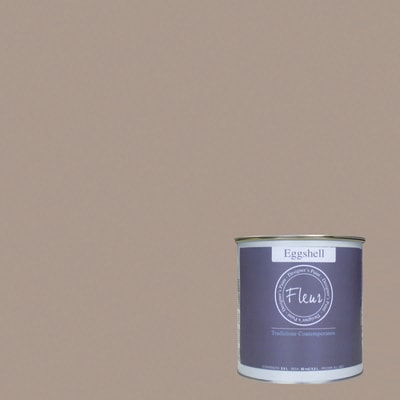Smalto FLEUR EGGSHELL base acqua beige james taupe satinato 0.75 L