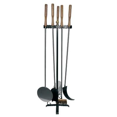 Piantana per accessori forno con 5 utensili