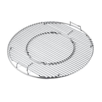 Griglia in acciaio cromato Ø 57 cm WEBER