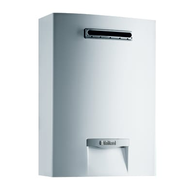 Scaldabagno a gas gpl VAILLANT Outsidemag IT16-5/1-5 16 l/min