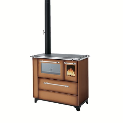 Cucina Betty 45 marrone 5 kW