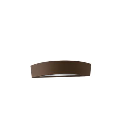 Applique Tucson in alluminio, bronzo, E14 2xMAX40W IP44