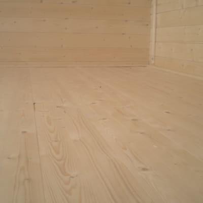 Pavimento per casetta estiva da giardino DECOR ET JARDIN 225 x 300 x 16 cm