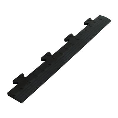 Scivolo 50 cm nero 10 pz