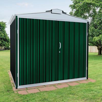 Casetta da giardino in metallo Atlanta 4.24 m² spessore 0.6 mm