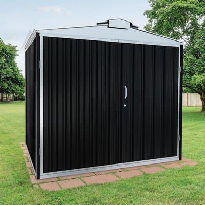 Casetta da giardino in metallo Atlanta 5.17 m² spessore 0.6 mm