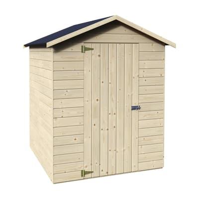 Casetta da giardino in legno Margherita 2.36 m² spessore 12 mm