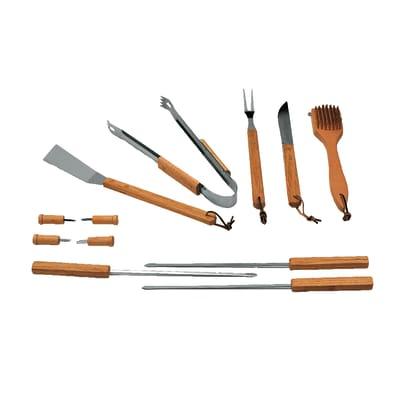 Kit utensili Set accessori in alluminio