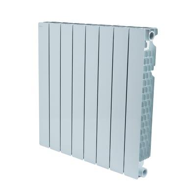 Radiatore acqua calda PRODIGE Modern in alluminio 8 elementi interasse 60 cm