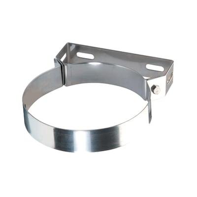 Collare di fissaggio Collare in acciaio inox Dn 200 mm in inox 304 (buona resistenza)