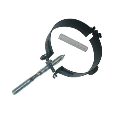 Collare tubo in inox 304 (buona resistenza)