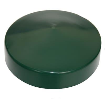 Terminale per colonna in pvc verde H 3 cm