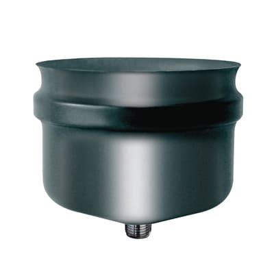 Scarico condensa Sacrico condensa Dn 80 mm in alluminio