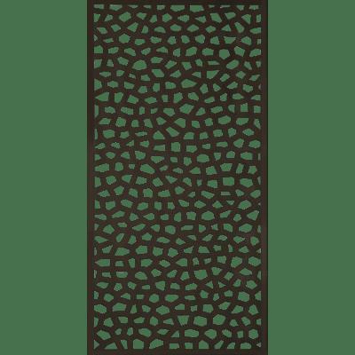 Traliccio fisso in pvc Mosaic L 100 x H 200 cm, Sp 5 mm