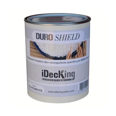 Smalto per legno da esterno Colorazione per listone Easy Change Duro trasparente 1 L