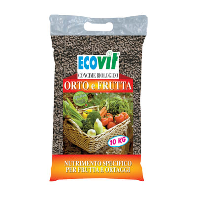 Concime granulare ECOVIT 10 Kg