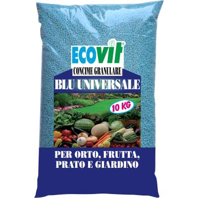 Concime granulare ECOVIT Blu 10 Kg