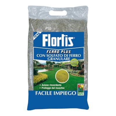 Concime granulare FLORTIS Ferro Plus 10 kg