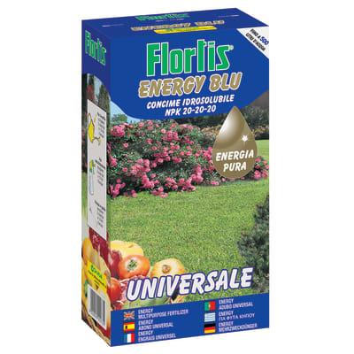 Concime universale idrosolubile FLORTIS Energy blu 1000 g