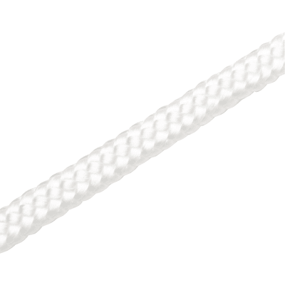 Corda a treccia in polipropilene STANDERS L 15 m bianco