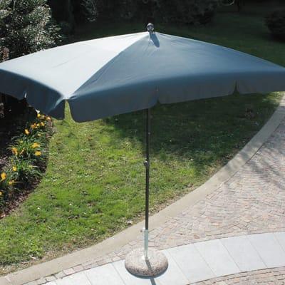 Ombrellone Poli L 2.2 x P 1.2 m color grigio