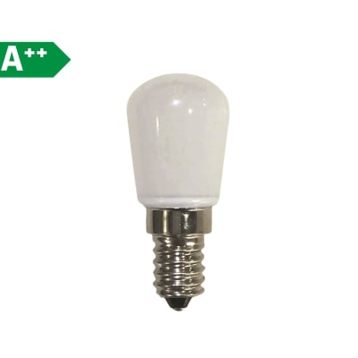 Lampadina LED E14 pera bianco naturale 1W = 91LM (equiv 10W) 240° LEXMAN