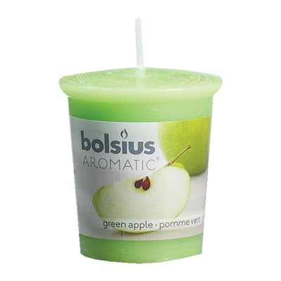 Candela profumata BOLSIUS essenza mango  Ø 4.5 cm H 5.4 cm