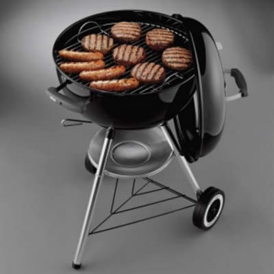 Barbecue carbone WEBER One-touch Original D.57