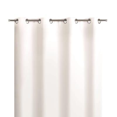 Tenda Filtrante Ignifuga bianco occhielli 140 x 300 cm