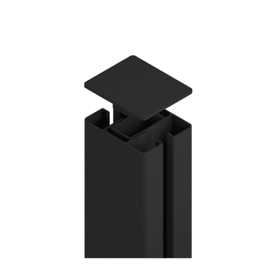 Palo IDEANATURE Krystal grigio H 193 cm