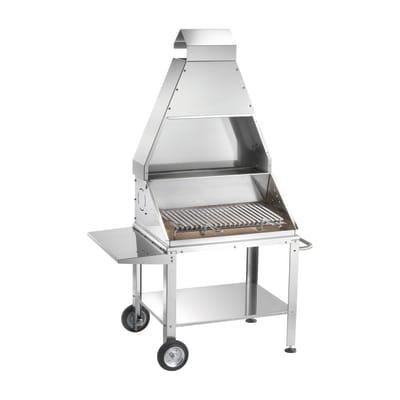 Barbecue OMPAGRILL Betonsteel con camino