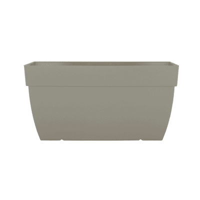 Cassetta portafiori Capri ARTEVASI in polipropilene H 35 cm, L 60 x P 35 cm Ø 60 cm