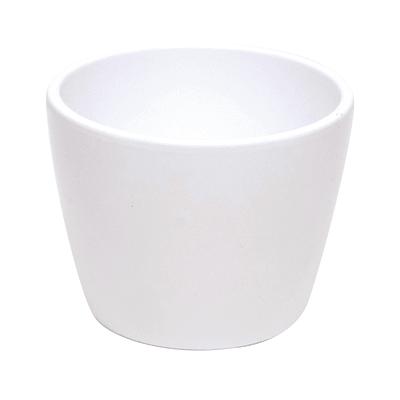 Portavaso Stella in ceramica H 25.4 cm, Ø 29 cm